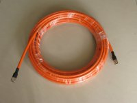 18 Meter Ericsson RG-8 / U 50-7 coaxial cable With N -type connector